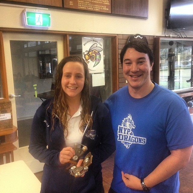 Congratulations Rebecca Andrews  3 awards! Best  Fairest U18shellip